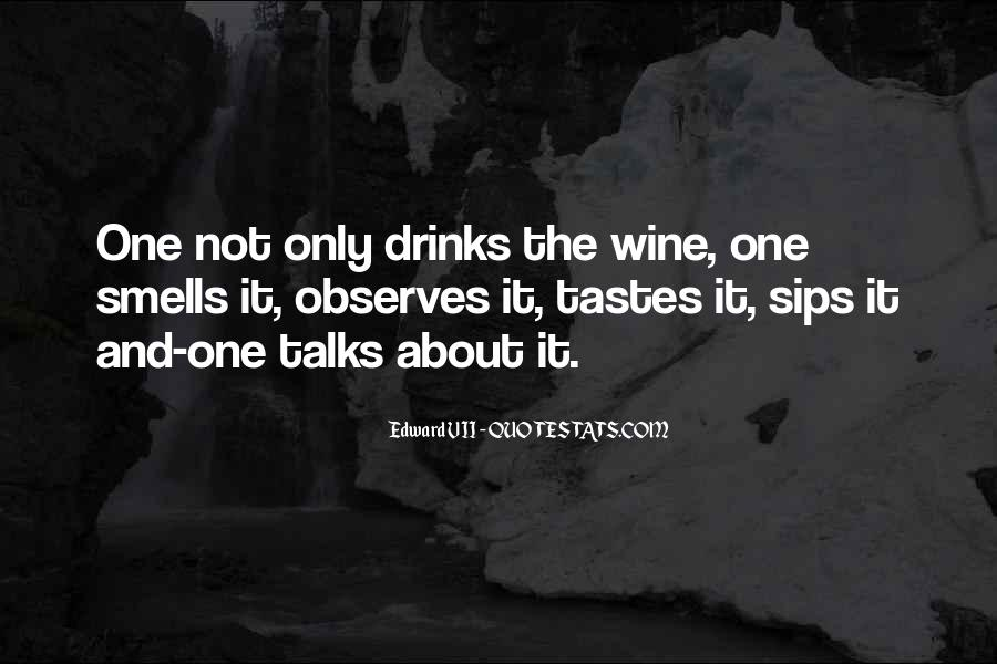 Quotes About Taste And Smell #1117638