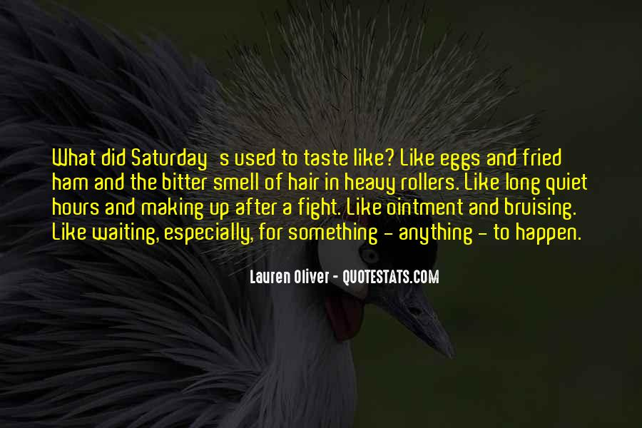 Quotes About Taste And Smell #1202801