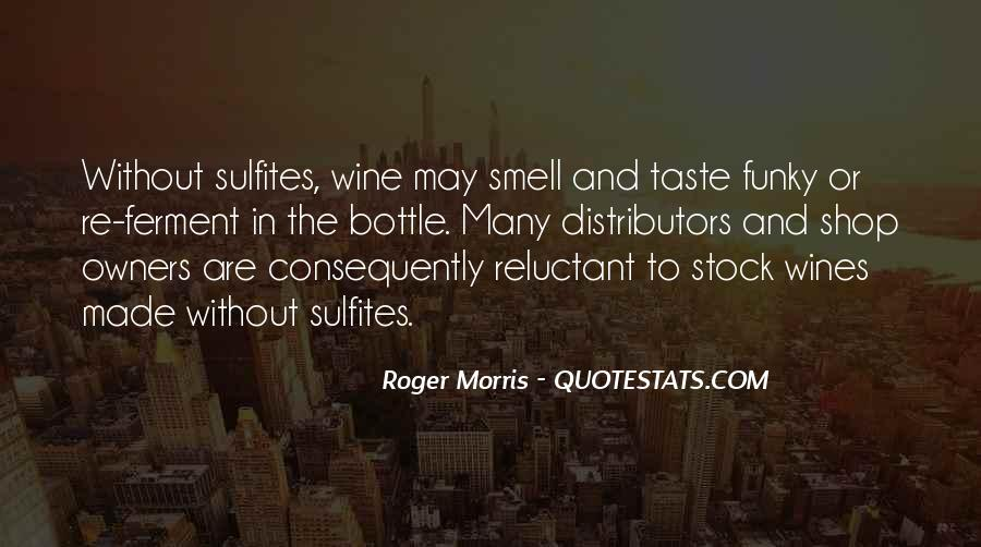 Quotes About Taste And Smell #1217470