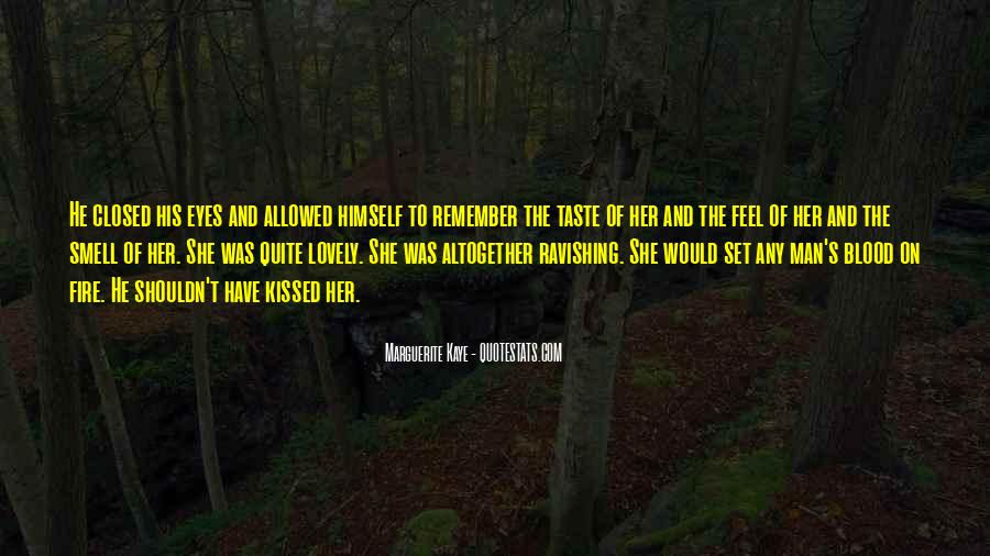 Quotes About Taste And Smell #1317115