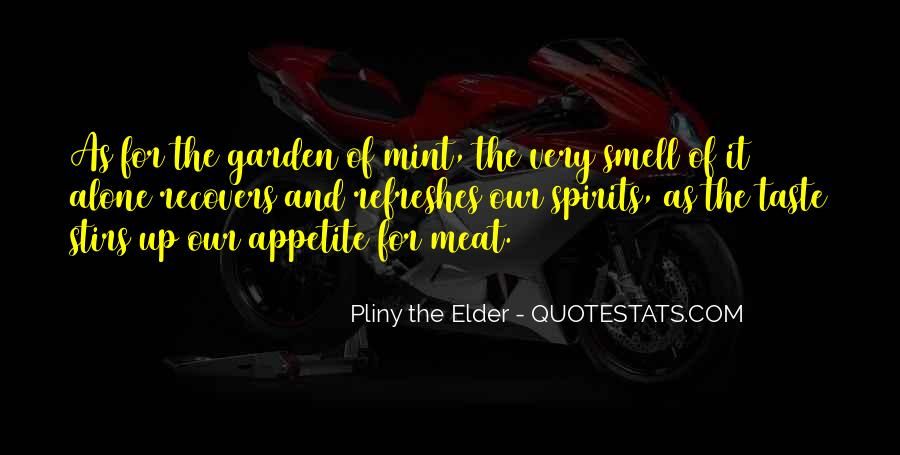 Quotes About Taste And Smell #132657