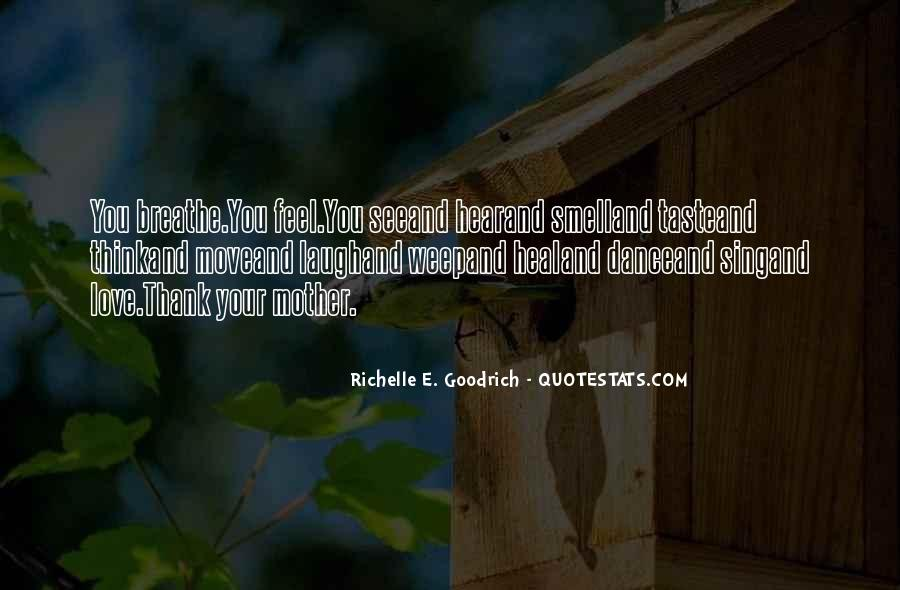 Quotes About Taste And Smell #375096