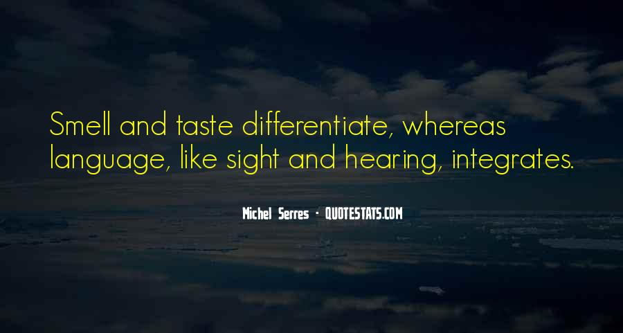 Quotes About Taste And Smell #807945