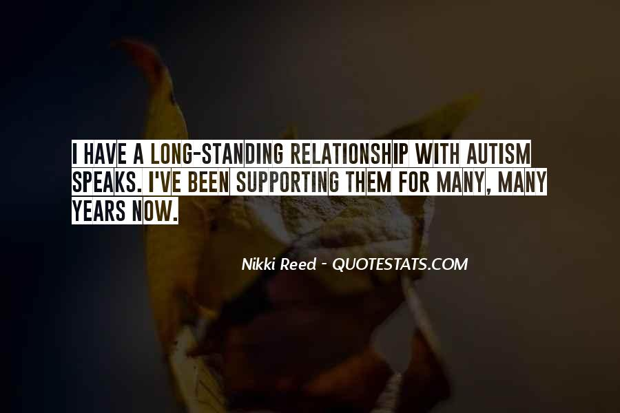 Quotes About Autism Speaks #1359554
