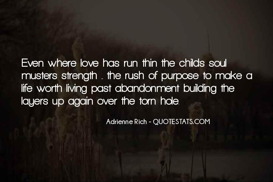 Quotes About Child Abandonment #1216042