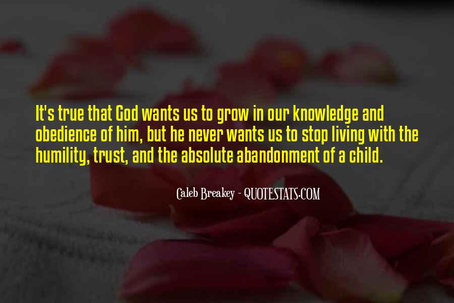 Quotes About Child Abandonment #1679931