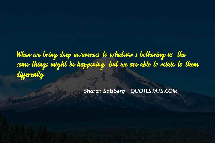 Quotes About Things Happening As They Should #215267
