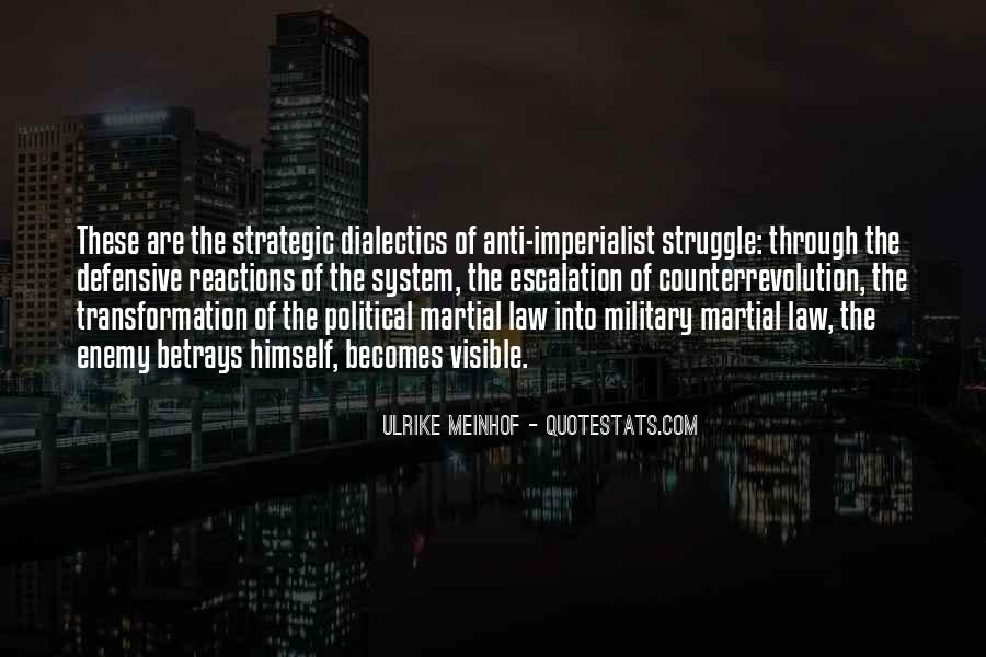 Quotes About Dialectics #1469200