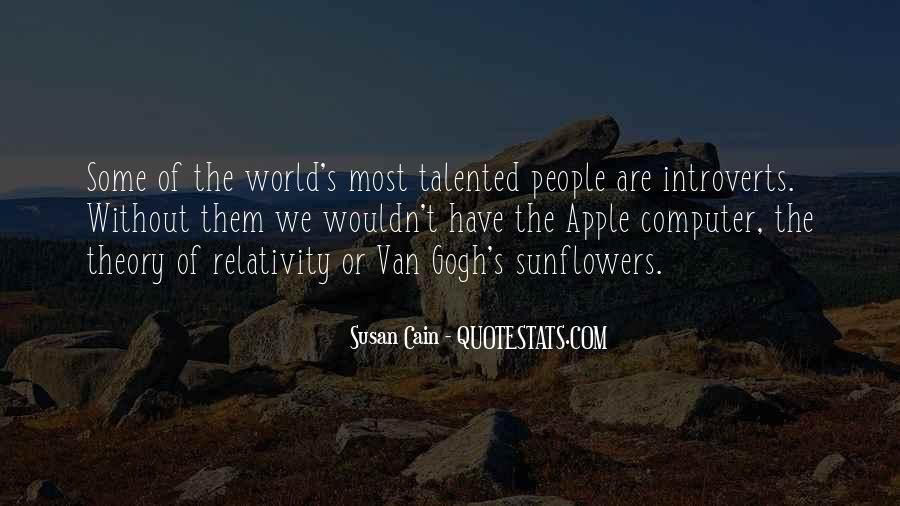 Quotes About Sunflowers #1122005