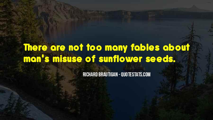 Quotes About Sunflowers #1761566