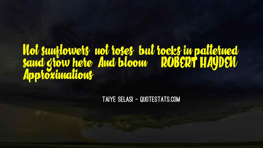 Quotes About Sunflowers #672634