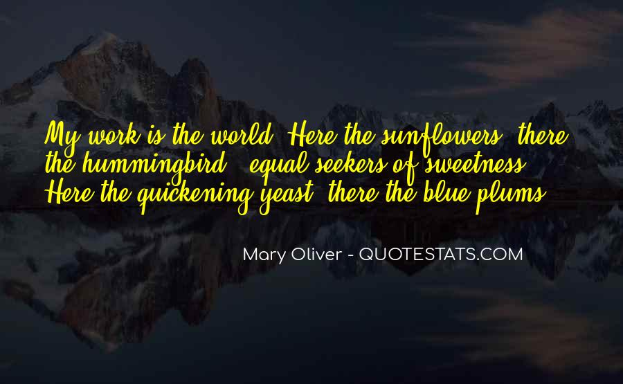 Quotes About Sunflowers #802042