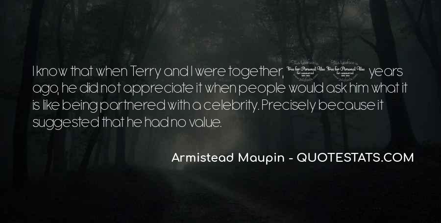 Quotes About Being Together For 2 Years #1255355