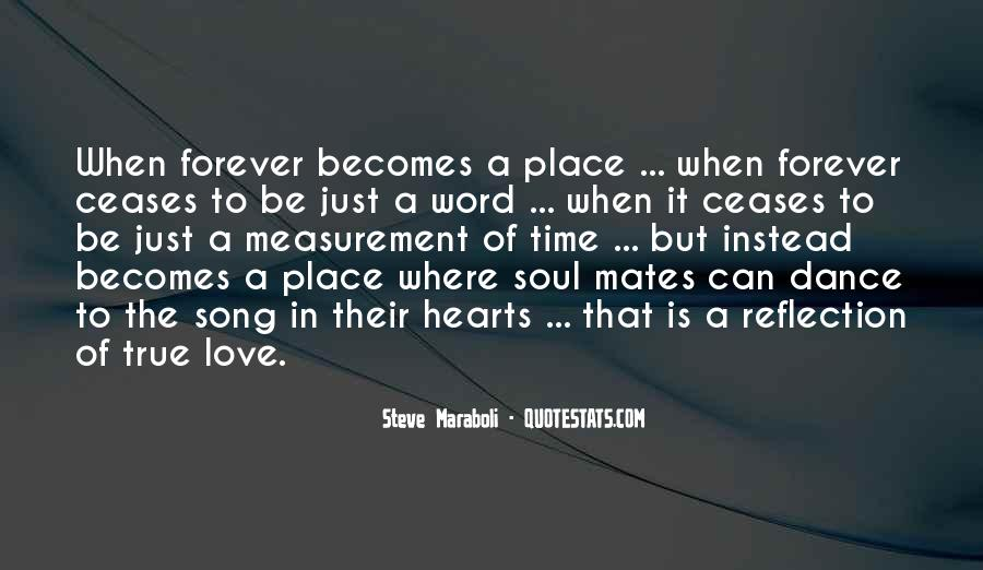 Quotes About Soul Mates And True Love #893758