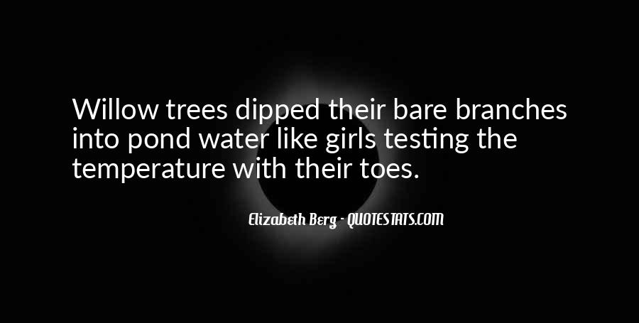 Quotes About Bare Branches #842566
