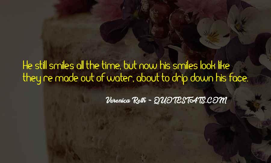 Quotes About Smiles And Sadness #139689