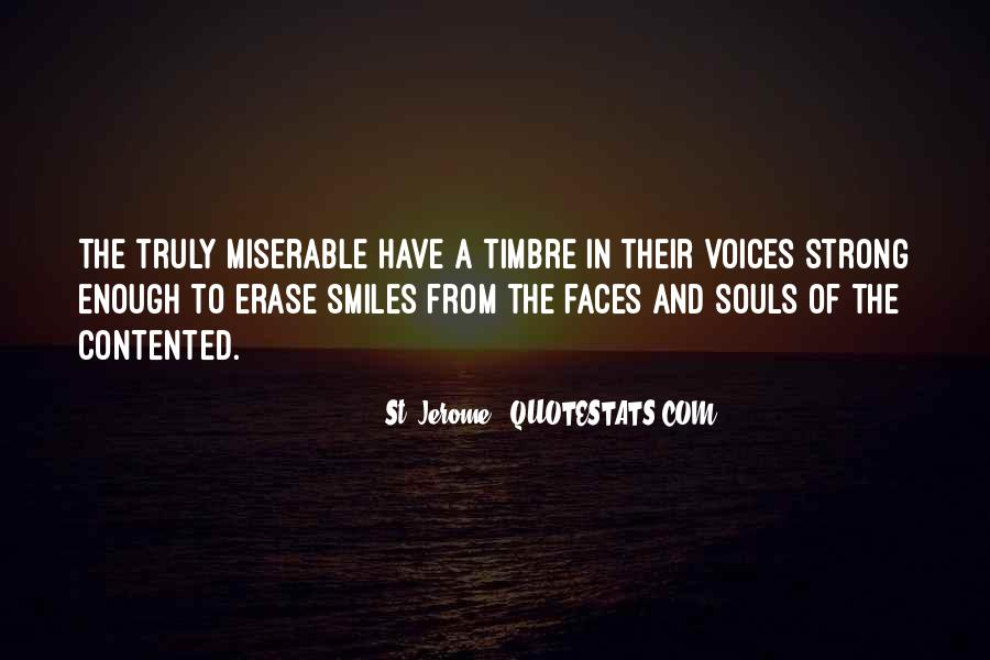 Quotes About Smiles And Sadness #578752