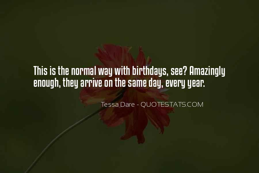 Quotes About 17 Year Old Birthdays #1094078