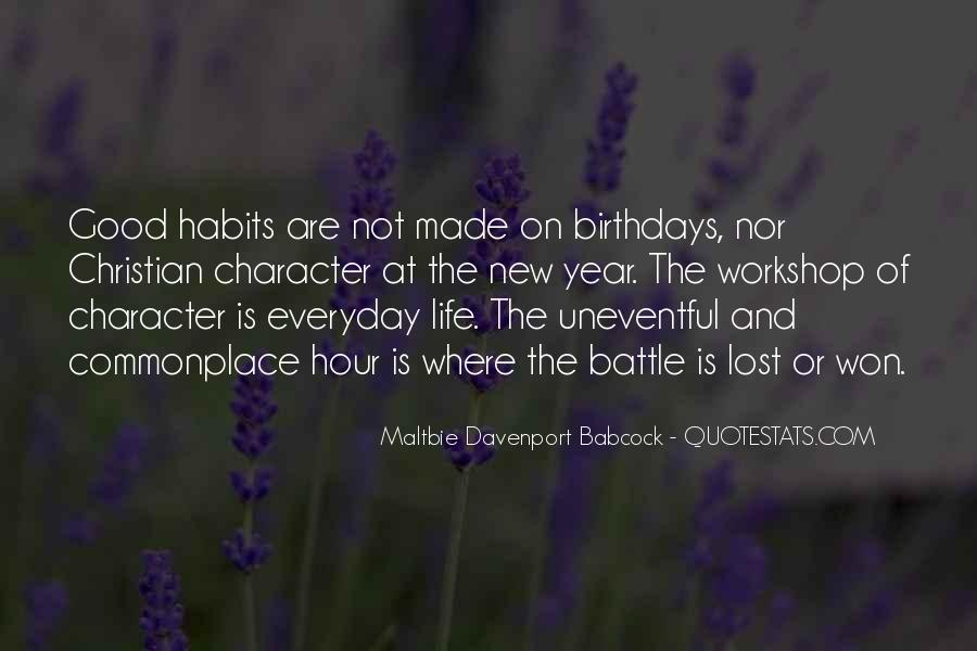 Quotes About 17 Year Old Birthdays #1712704
