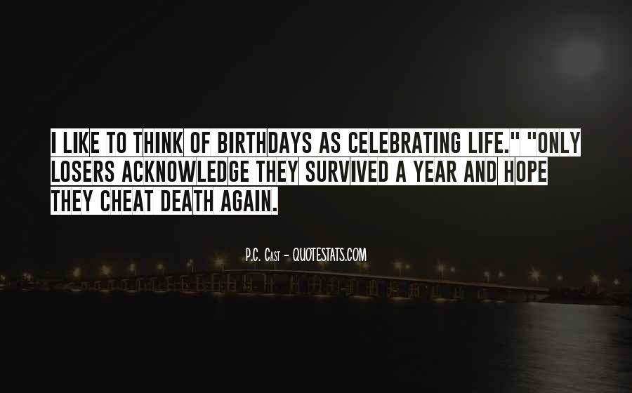 Quotes About 17 Year Old Birthdays #328634