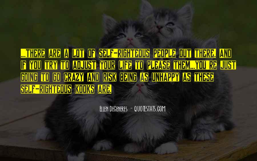 Quotes About Being Crazy In Life #122778
