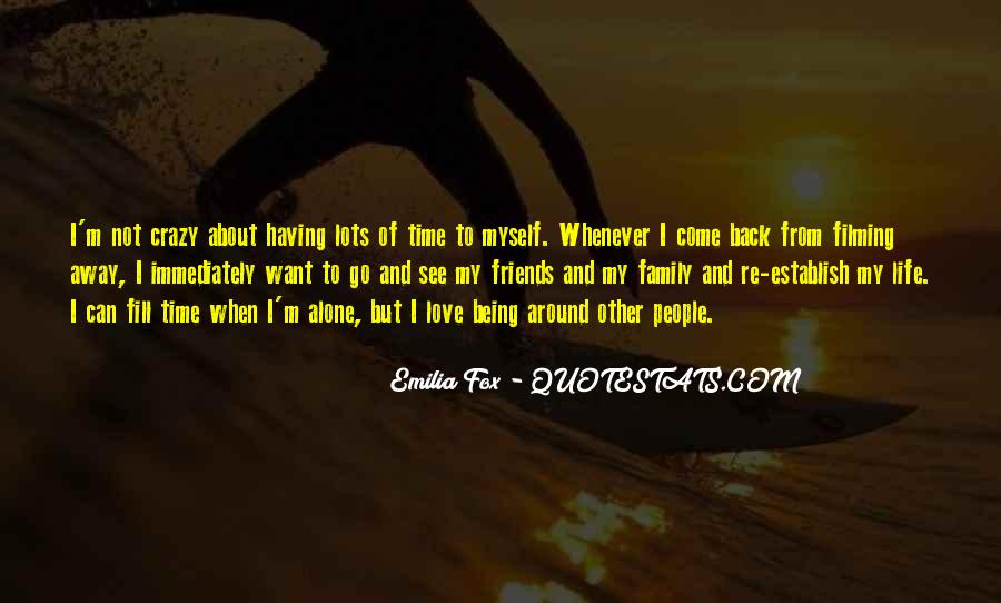 Quotes About Being Crazy In Life #1327166