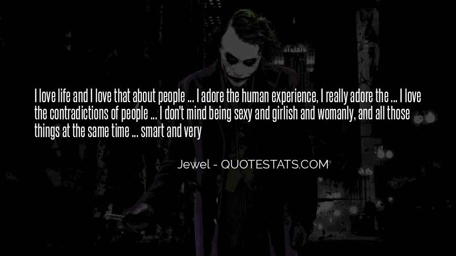 Quotes About Being Crazy In Life #1653909