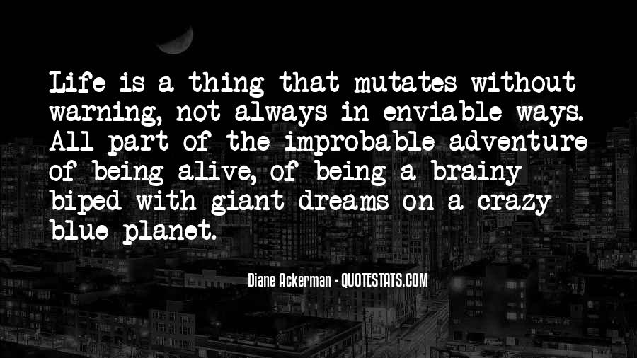 Quotes About Being Crazy In Life #1797985