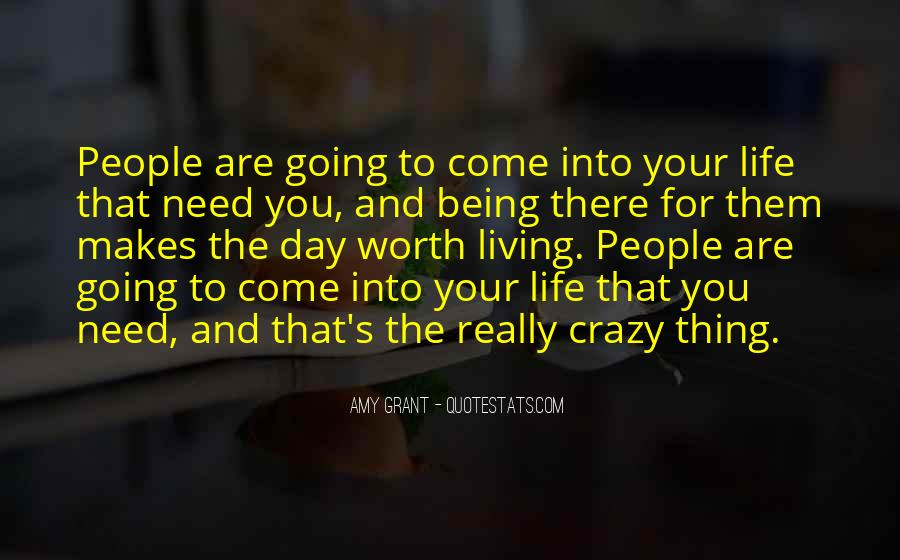 Quotes About Being Crazy In Life #251694
