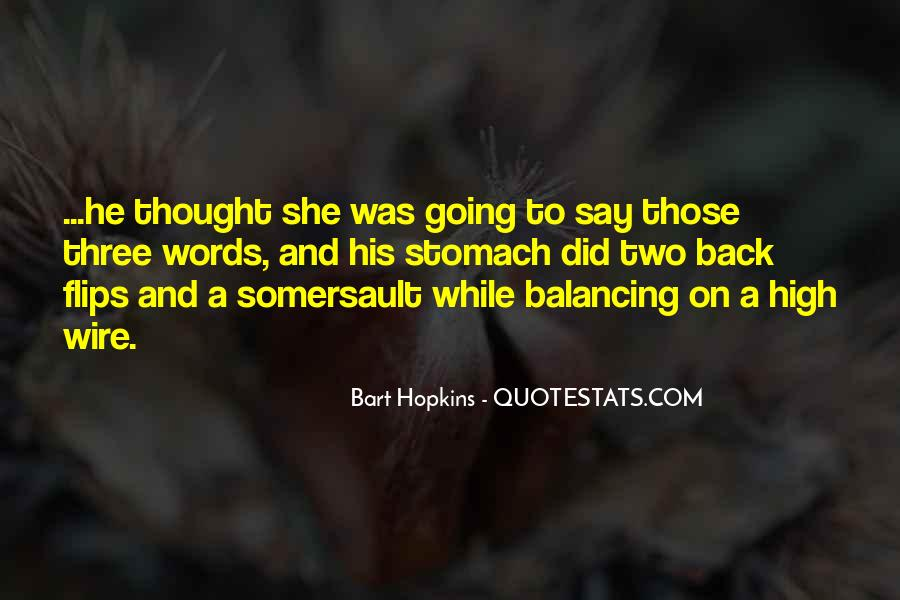 Quotes About Somersault #918841