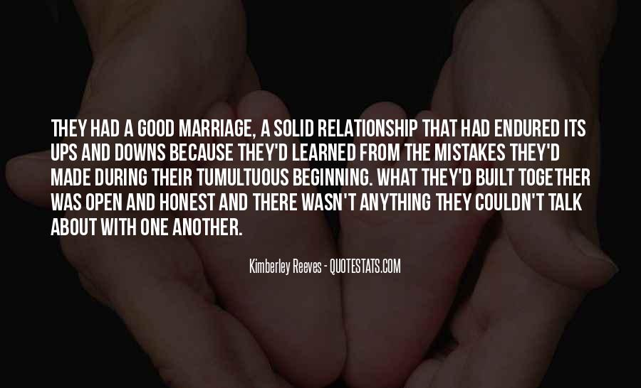 Quotes About Tumultuous Love #708073