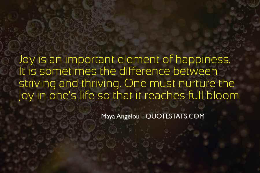 Quotes About The Difference Between Happiness And Joy #1275208