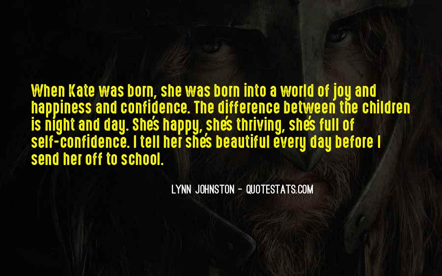 Quotes About The Difference Between Happiness And Joy #991544