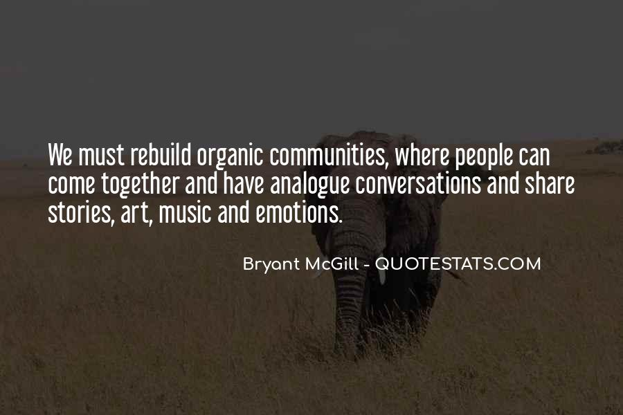 Quotes About Unity And Music #331123