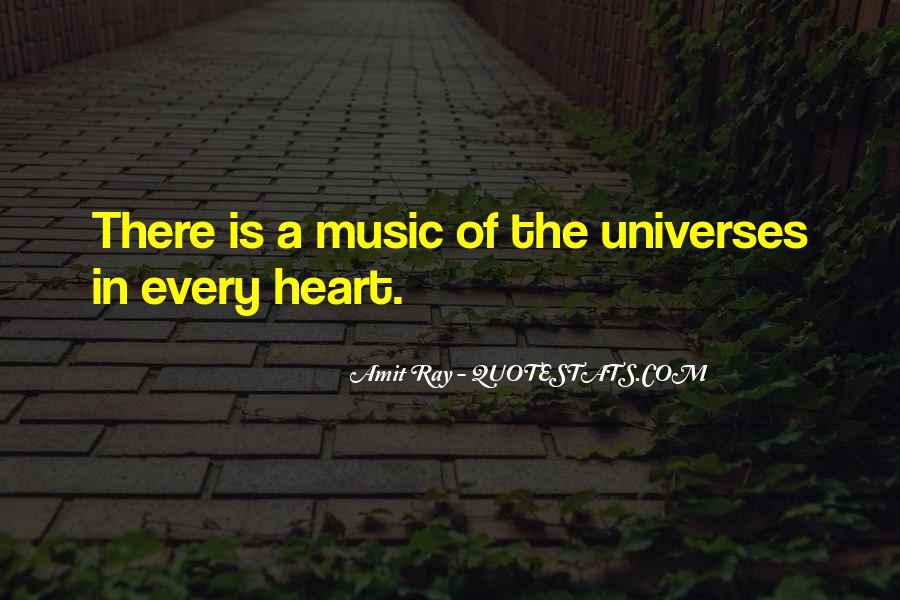 Quotes About Unity And Music #520550
