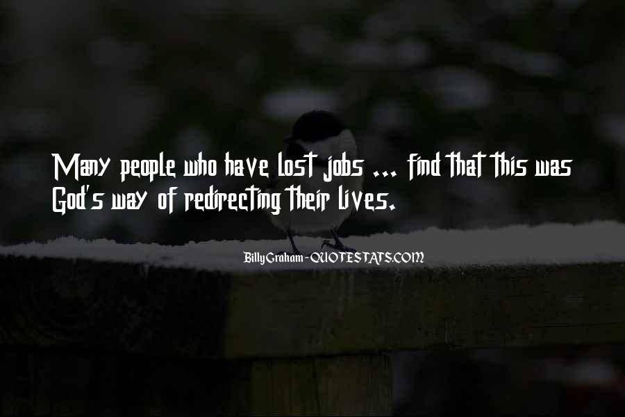 Quotes About People's Lives #104292