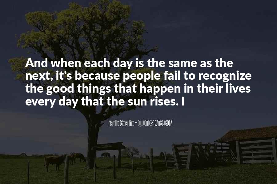 Quotes About People's Lives #126432