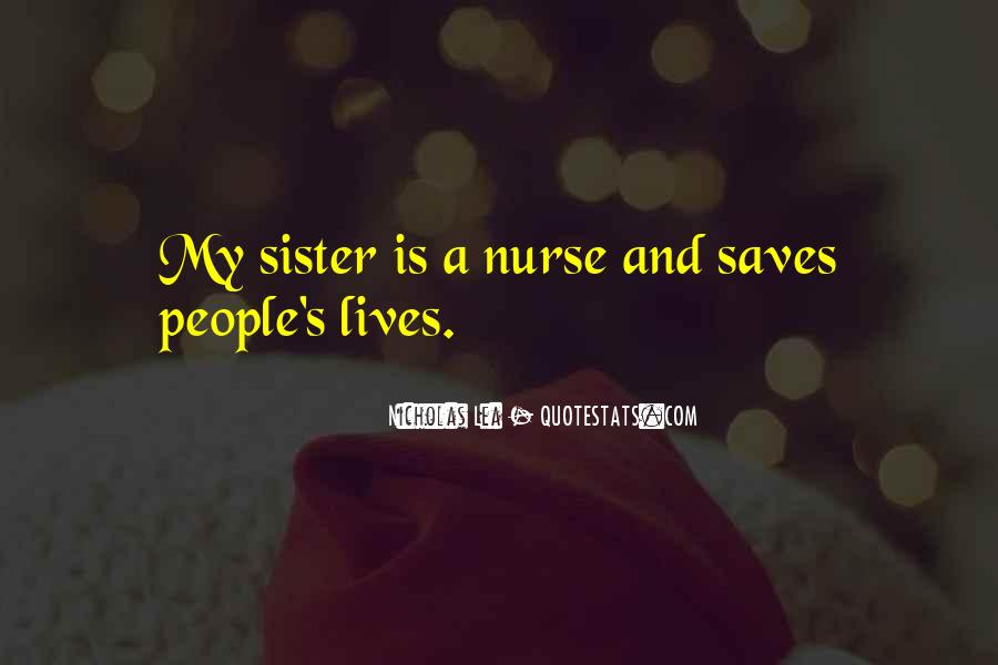 Quotes About People's Lives #55959