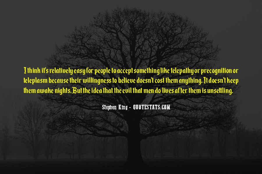 Quotes About People's Lives #86347