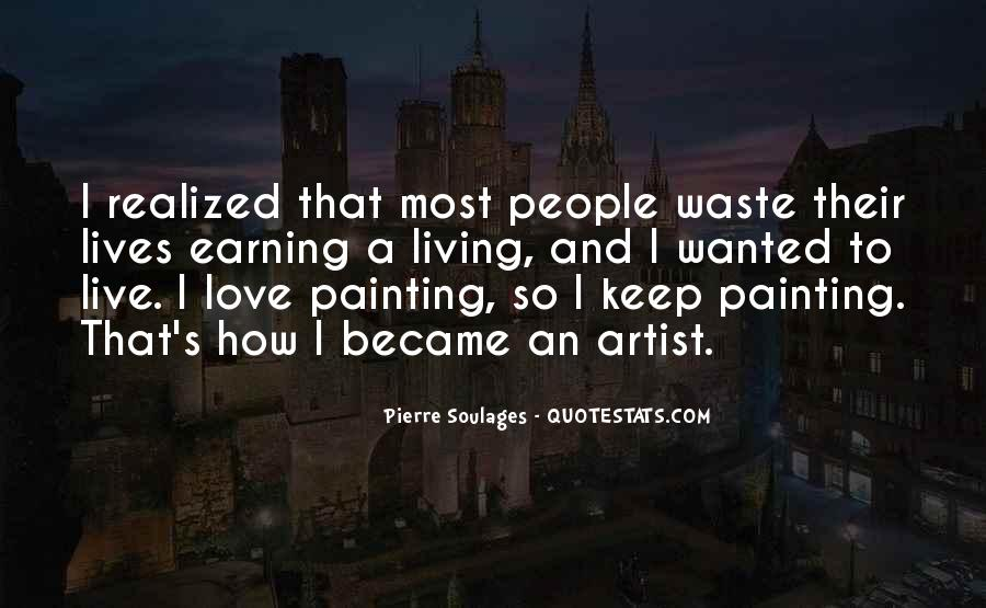 Quotes About People's Lives #97464