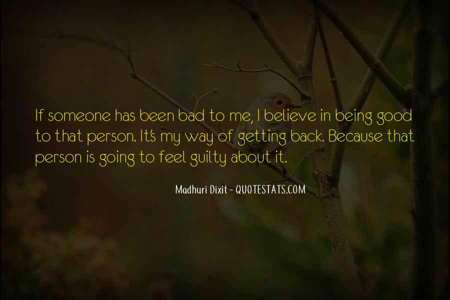 Quotes About Someone Being Guilty #1516633