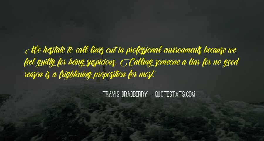 Quotes About Someone Being Guilty #1625573