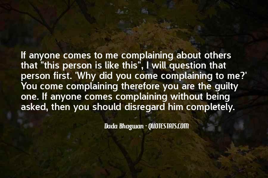 Quotes About Someone Being Guilty #605640