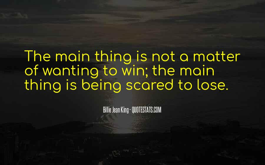 Quotes About Not Being Scared Of Failure #590155