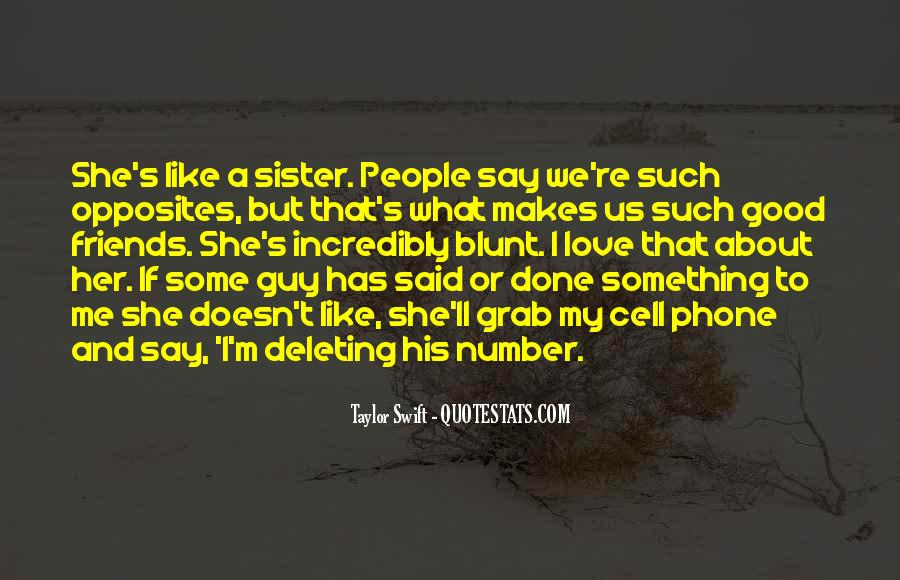 Quotes About Someone Deleting You #245611