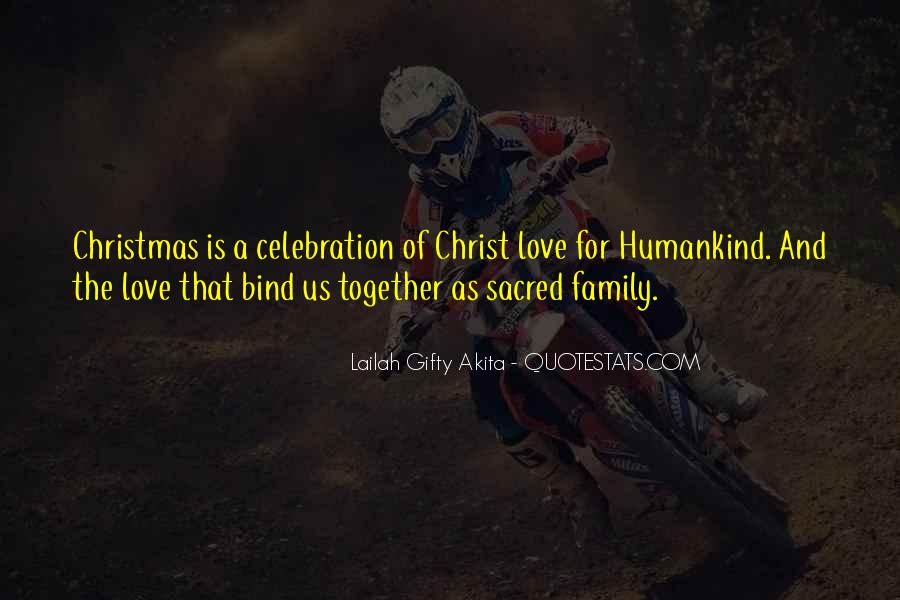 Quotes About Christmas And Family #1066787