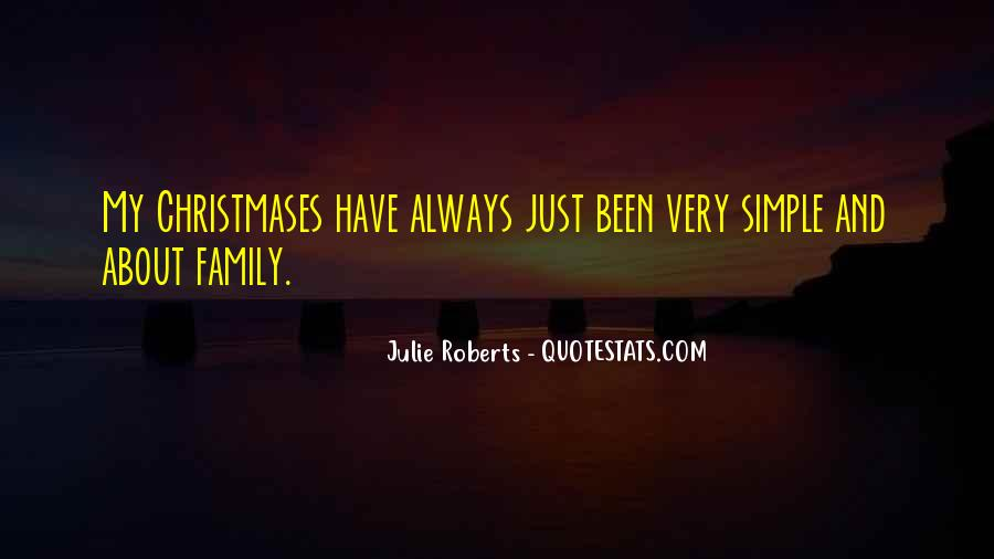 Quotes About Christmas And Family #1066995