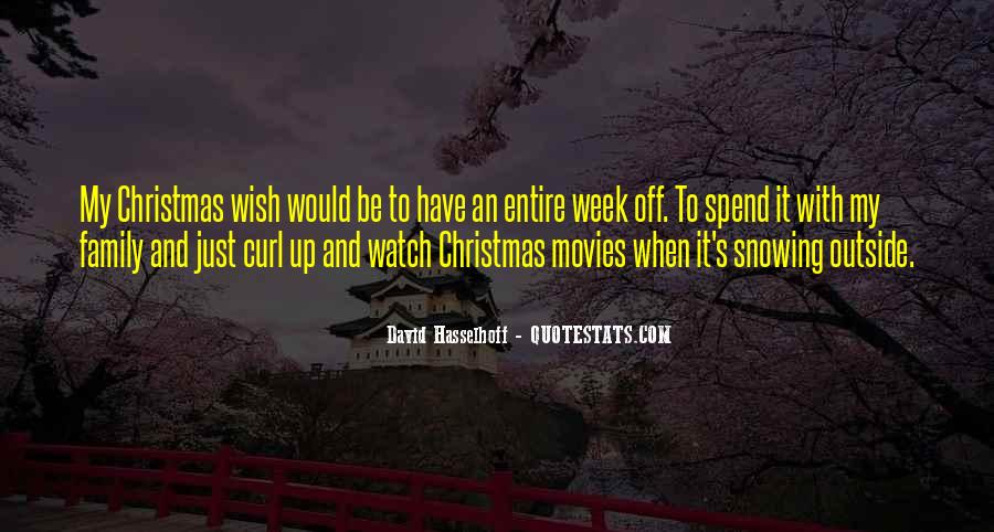Quotes About Christmas And Family #1672139