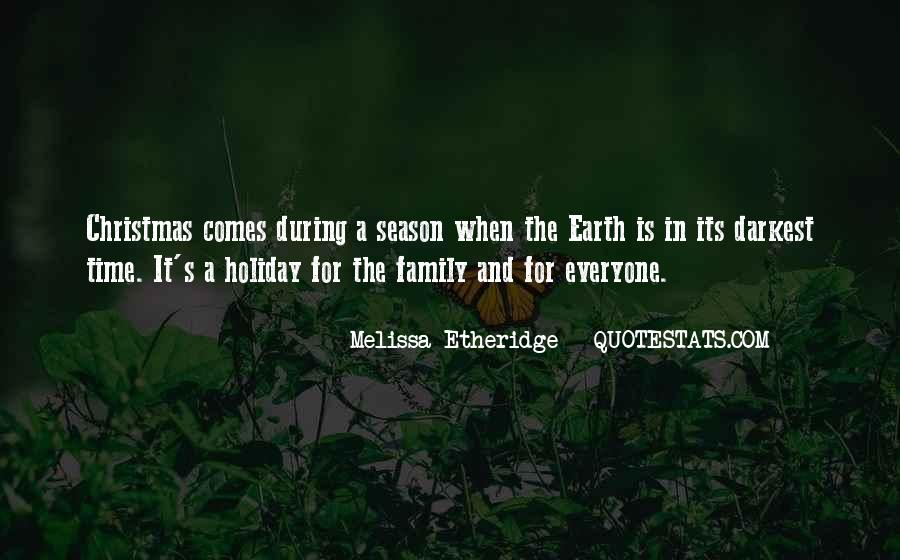 Quotes About Christmas And Family #1677114