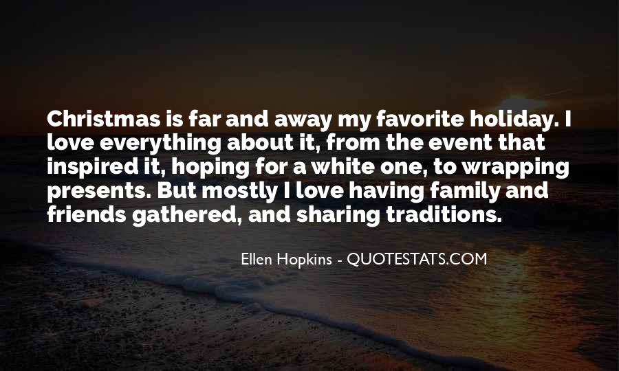 Quotes About Christmas And Family #182336
